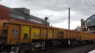66098 on engineers passing Newcastle