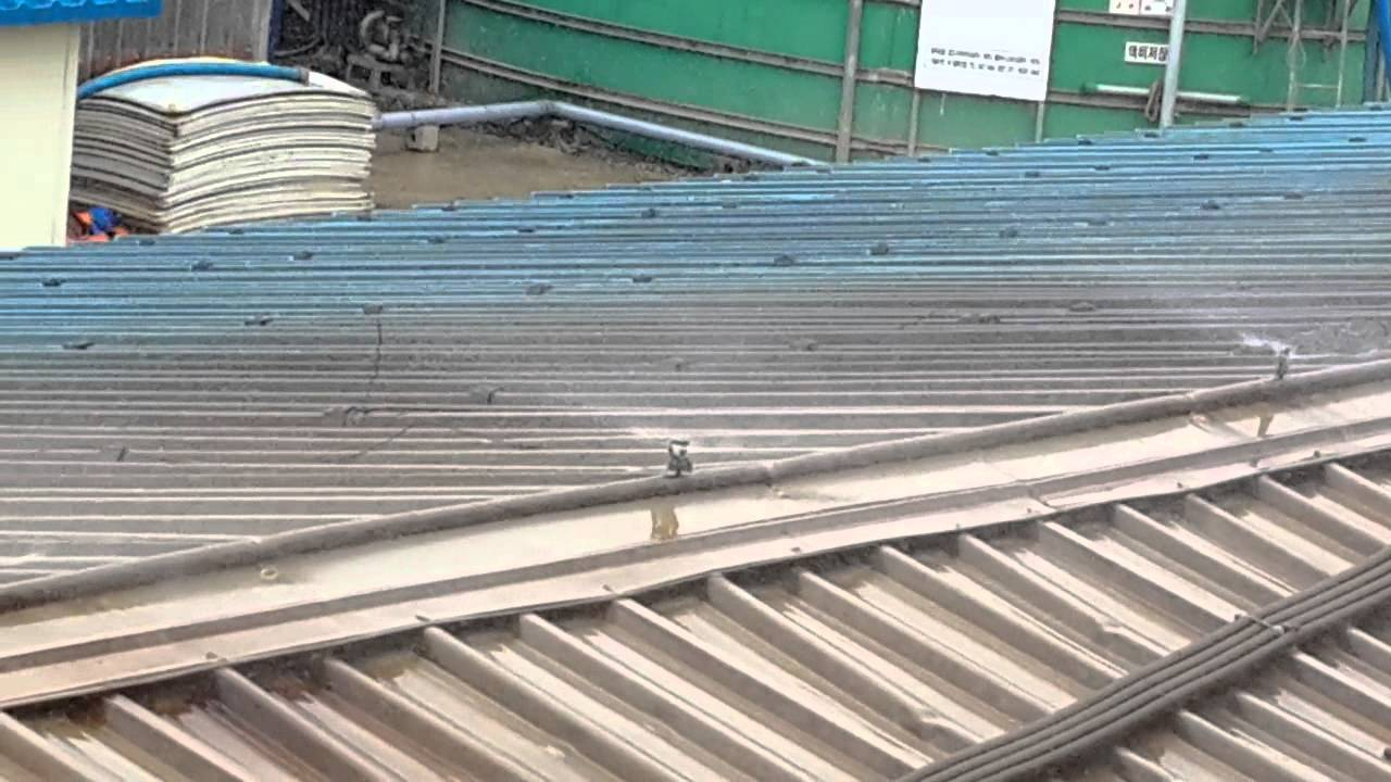 Cooling System news: Roof Cooling System