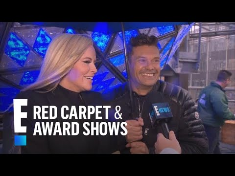 "Ryan Seacrest & Jenny McCarthy Spill on ""New Year's Rockin' Eve"" | E! Red Carpet & Award Shows"