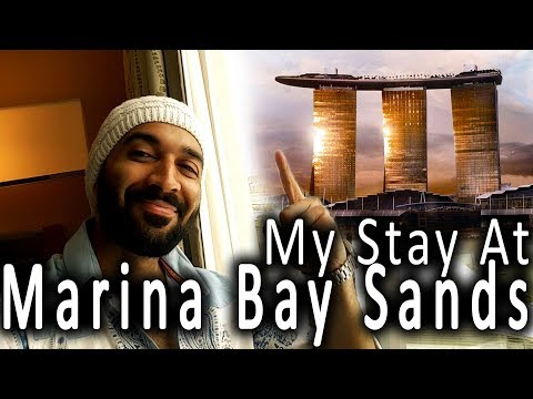 Staying at Marina Bay Sands Singapore | The Hunger Blogger