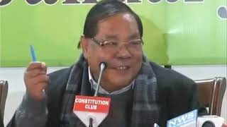 Sangma Launches new party – National Peoples Party (NPP)