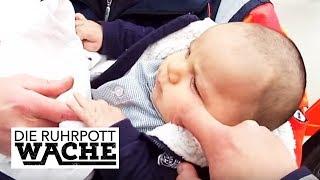 Baby ausgesetzt! Wem gehört dieses süße Baby? | Katja Wolf | Die Ruhrpottwache | SAT.1 TV