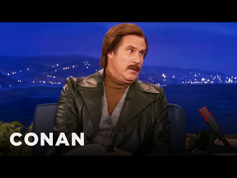 Ron Burgundy's Prison Riot Survival Tips