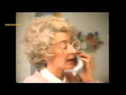 BT BRITISH TELECOM TV ADVERT 1989  maureen lipman  KITCHENETTE THEME  LWT HD 1080P