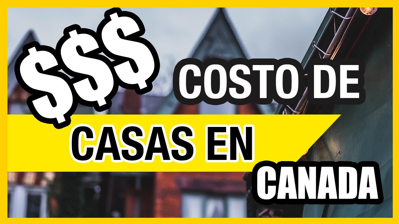 Casa canada costo vida youtube - Casa in canapa costo ...