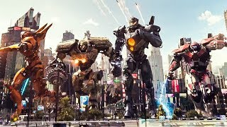 Pacific Rim 2 International Trailer (2018) John Boyega Movie HD | Viral Media