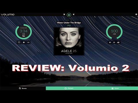 Review: Volumio for Raspberry Pi version 2