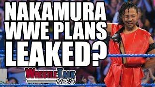Roman Reigns Removed From Raw Shows, Shinsuke Nakamura WWE Plans Leaked? | WrestleTalk News 2017