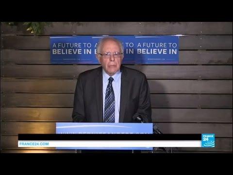 US presidential race: Democrat Sanders scores win in Michigan primary
