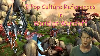 5 pop culture references in world of warcraft