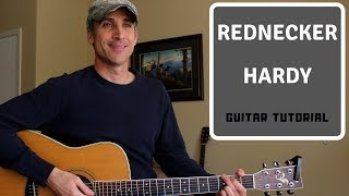 Rednecker Hardy - Guitar Lesson Tutorial.mp3