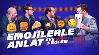 Emojilerle Yemek Adı Anlat! | EYS S2 1. Bölüm