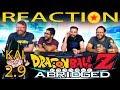 Dragon Ball Z KAI Abridged Episode 2.9 REACTION!!