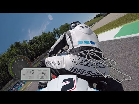 GoPro™: On-Board lap in Mugello