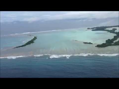 Palmyra Atoll Gulfstream IV Departure