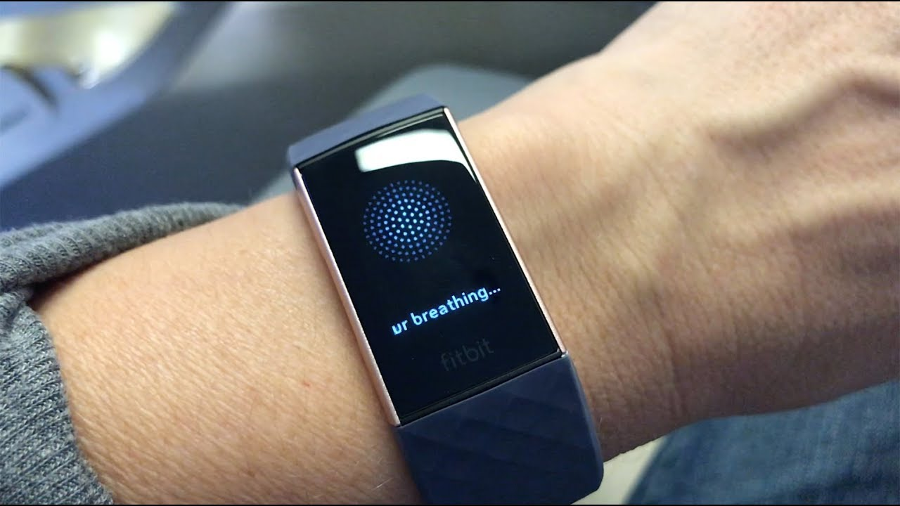 Fitbit Charge 3 with heart rate monitor review | Best Buy Blog