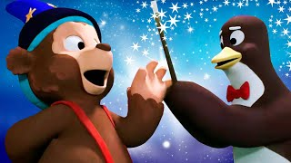 Приключения медвежонка Расмуса Волшебник Алле оп 20 серия Премьера Новые мультфильмы для детей