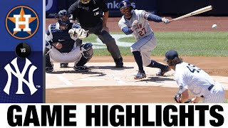 Astros vs. Yankees Game Highlights (5/06/21)