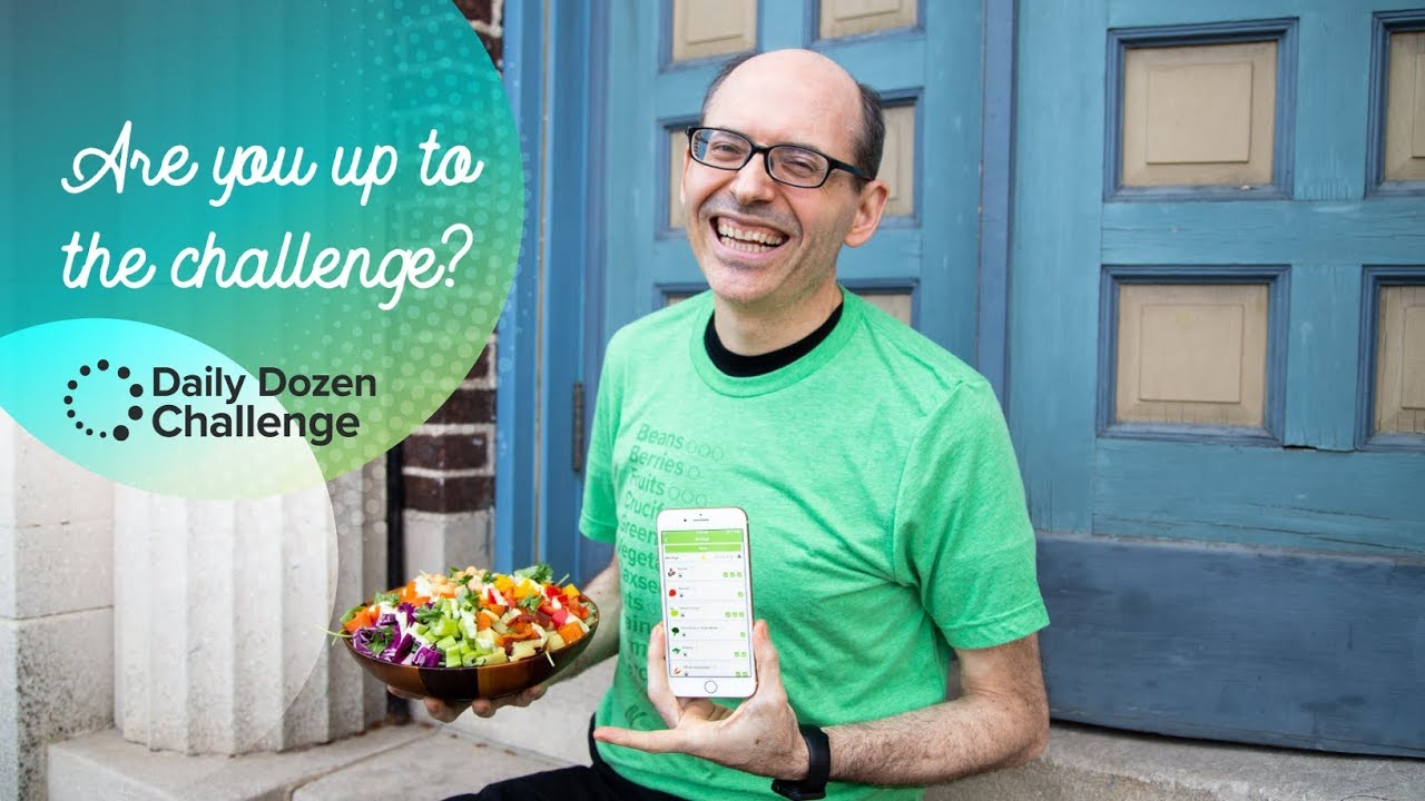 photograph regarding Dr Greger's Daily Dozen Printable identified as Each day Dozen Situation