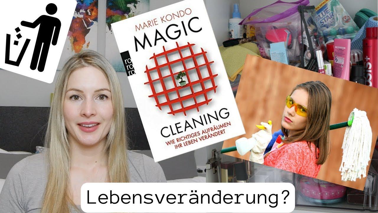 magic cleaning mit marie kondo i mamabirdie youtube. Black Bedroom Furniture Sets. Home Design Ideas