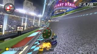 Mario Kart 8 - The Fastest Path: Mario Kart Stadium