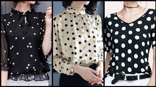 Gorgeous on trend fashion polk…