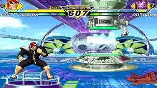 MUGEN: C.Falcon(me) vs Dr.Doom and Liilth