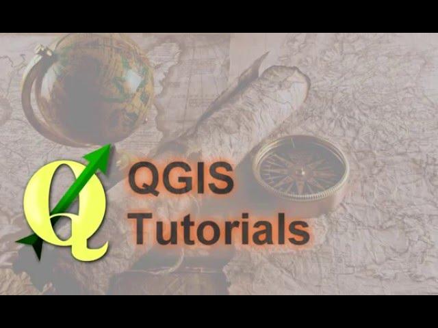 QGIS Tutorials: Basic raster processing, marge and clip DEM (Part 1)