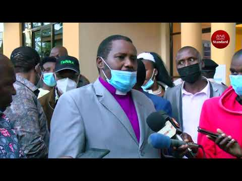 Bishops and pastors in Kirinyaga call for toned-down political temperatures in the county