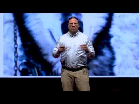 The Real Reason to be Afraid of Artificial Intelligence | Peter Haas | TEDxDirigo