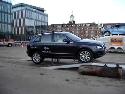 Volvo XC60 VS Audi Q5 (Audi Fail) - YouTube
