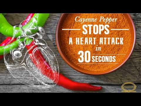 Ray- Cayenne pepper can stop heart attacks in 30 seconds!!?? (page 30)