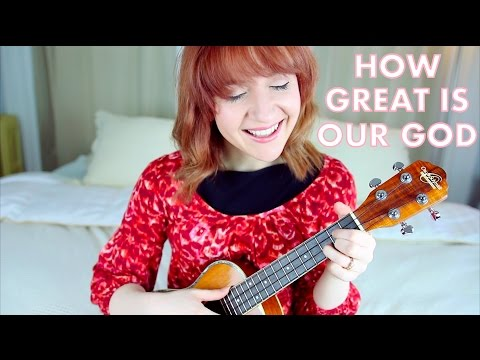 How Great Is Our God - Chris Tomlin (Ukulele Cover)