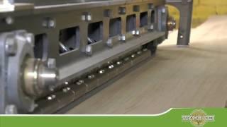 Шпонирование древесно-плитных материалов