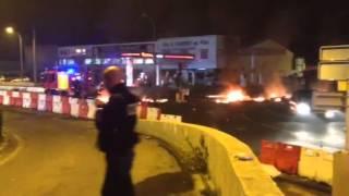 Furiani : incidents en marge du match Bastia-Paris