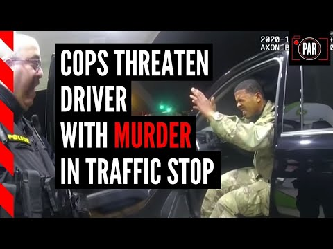 He refused to follow a cop's illegal order and police have made his life hell ever since