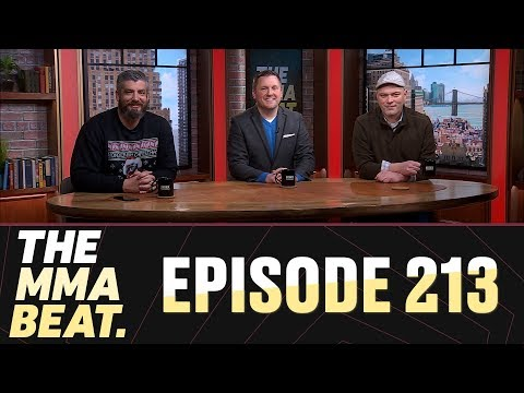 The MMA Beat Live - December 20, 2018