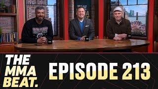 The MMA Beat: Episode 213 (UFC 232 Preview, Nick Diaz vs. Dana White, More)