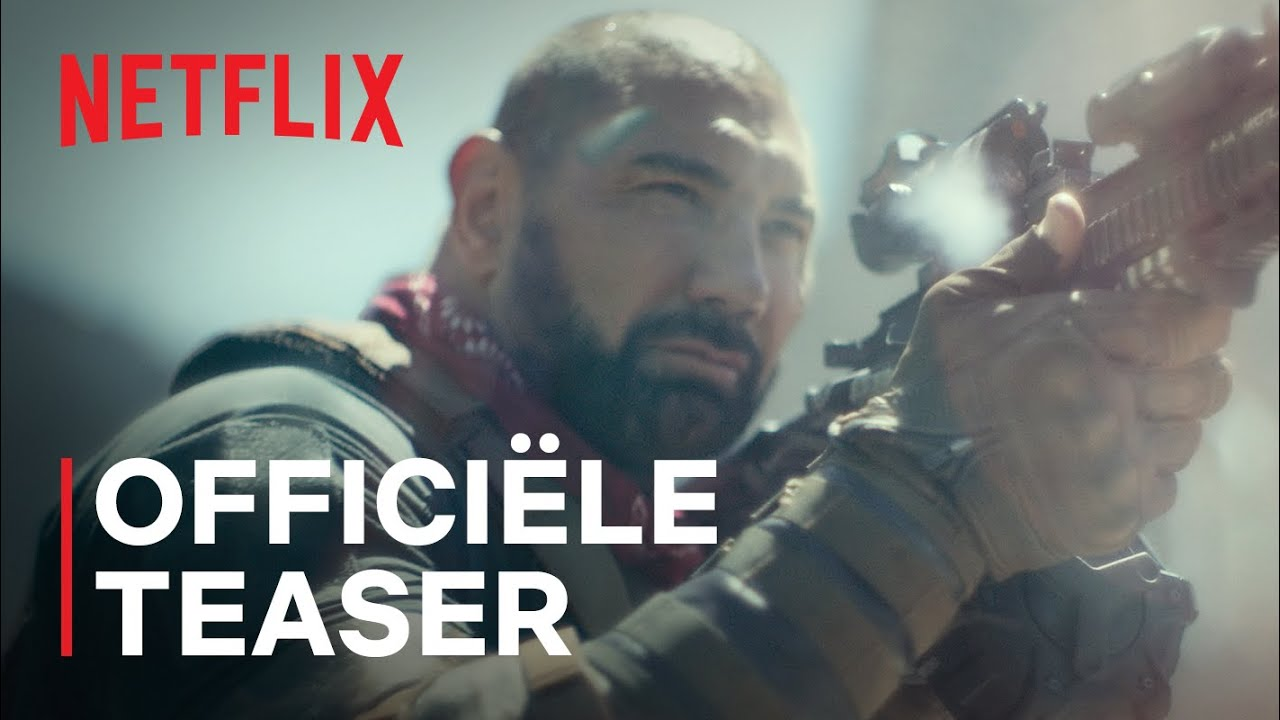 Army of the Dead teaser op Netflix België