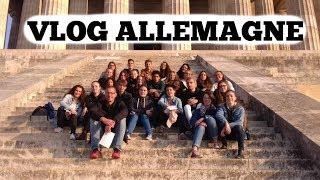 Vlog en Allemagne !