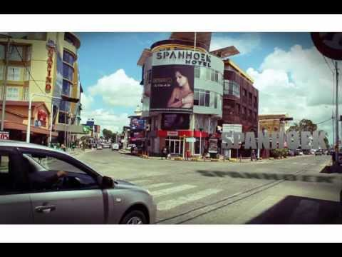 Suriname Downtown