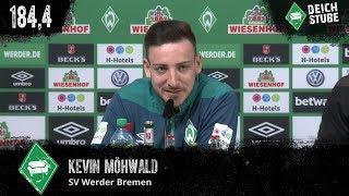 Vor dem Nürnberg-Spiel: Die Highlights der Werder-PK in 189,9 Sekunden