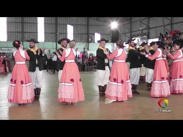 CTG MATA NATIVA - ENART 2016 - FORÇA B - DOMINGO