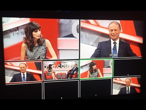 JOSEPH MUSCAT ► INTERVISTA ONE WEEK