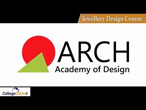 Jewellery Designing at Arch Academy - www.collegedekho.com