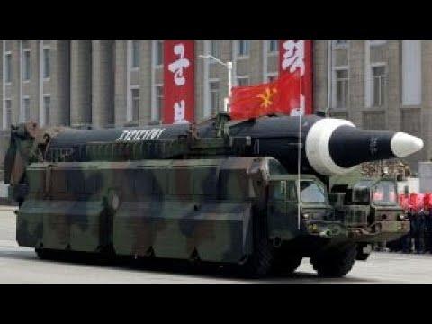 North Korea has begun dismantling missile test sites, satellite images suggest