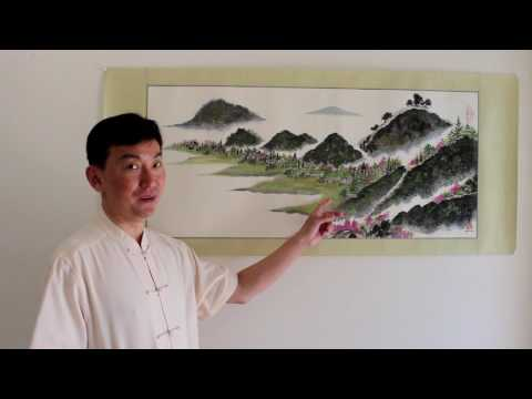 Chinese Landscape Painting   Peter Suk Sin Chan 陳叔善