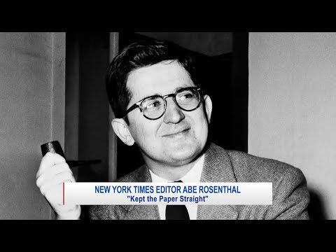 Ed Klein Confidential: Abe Rosenthal Is Turning in His Grave