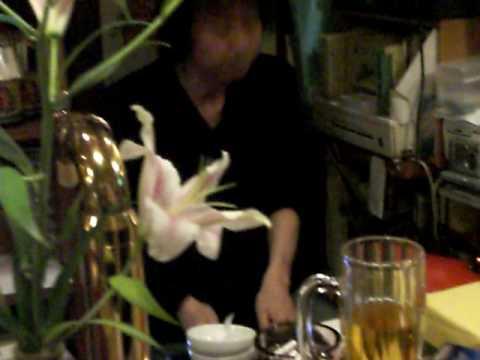 OKINAWA MUSIC IN A TOKYO KARAOKE BAR