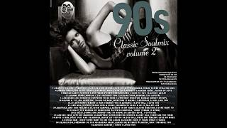 DJ DOTCOM PRESENTS 90'S CLASSIC SOULS MIX VOL 2 GOLD COLLECTION